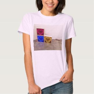 Corazones Camisetas