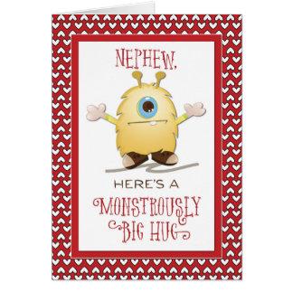 Corazones de la tarjeta del día de San Valentín