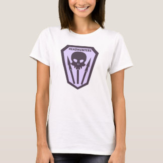 CORAZONES MUERTOS - camiseta PRINCIPAL de los