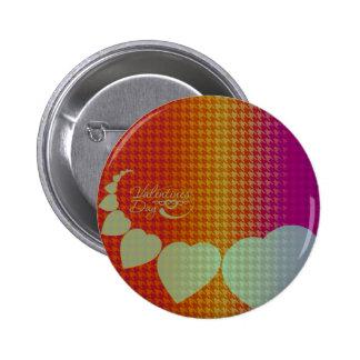 corazones red.jpg de la tarjeta del día de San Pins