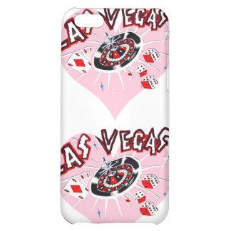 Corazones rosados de Las Vegas