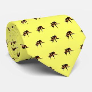"Corbata Ajuste a la ""abeja"" atada"