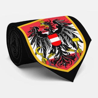 Corbata Bandera de Austria - brazo de Österreich