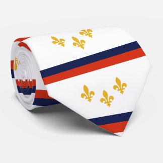 Corbata Bandera de New Orleans, Luisiana
