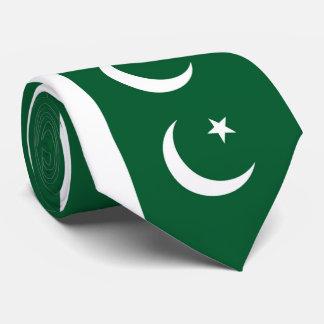 Corbata Bandera de Paquistán