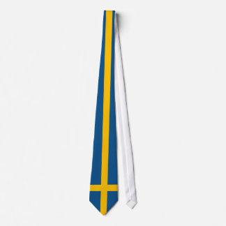 Corbata Bandera de Suecia