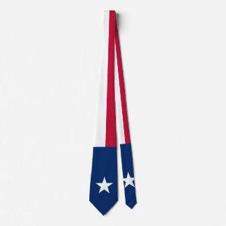 Corbata Bandera de Tejas