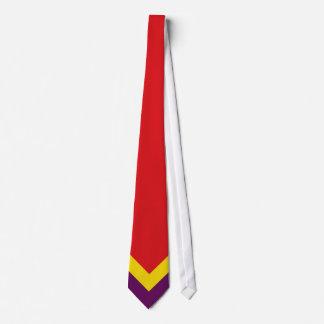 Corbata Bandera república española