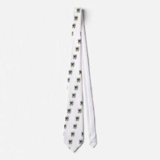 Corbata Barro amasado de la salpicadura