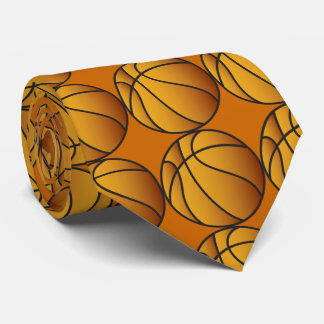 Corbata Bolas del baloncesto