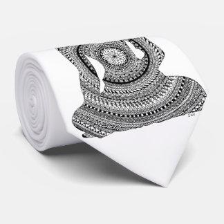Corbata Buda GraphiZen