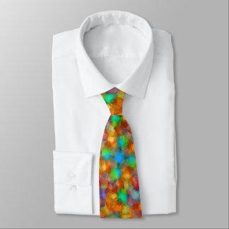 Corbata burbujeante del modelo del Watercolour