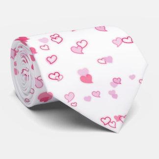Corbata Corazones