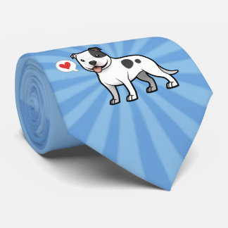 Corbata Cree a su propio mascota