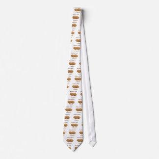 Corbata ¿Cualquiera quiere un cacahuete? Cacahuete gigante