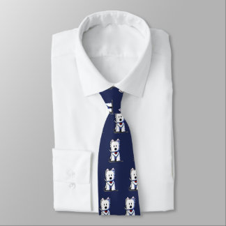 Corbata de KiniArt Westie Terrier