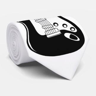 Corbata de la guitarra