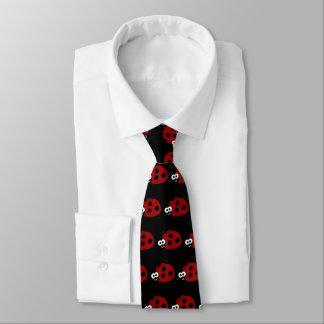 Corbata de la mariquita