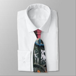 Corbata de la pintada