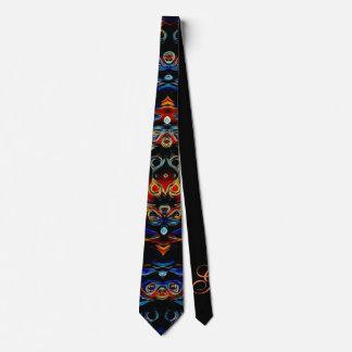 Corbata Diseño del lazo de G.C