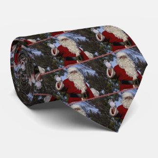 Corbata El agitar de Papá Noel