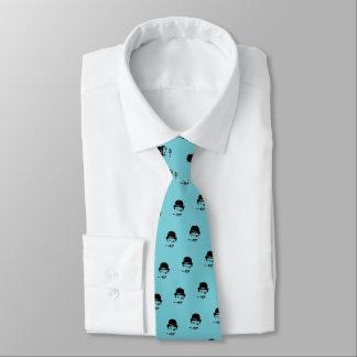 Corbata El cad absoluto (azul del huevo del petirrojo)