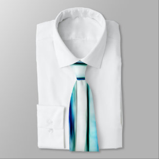 Corbata El lazo del teñido anudado
