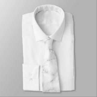 Corbata Estilo de mármol elegante