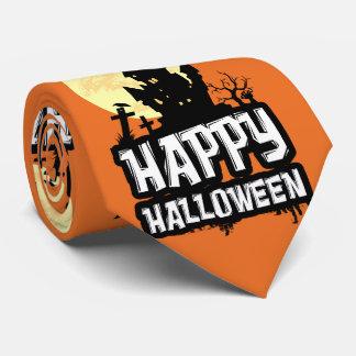Corbata Feliz Halloween