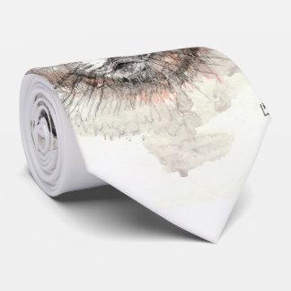 Corbata Gato del doblez del escocés