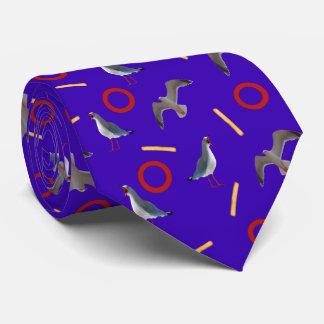 Corbata Gaviotas y fritadas