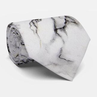 Corbata Grano gris y negro blanco elegante