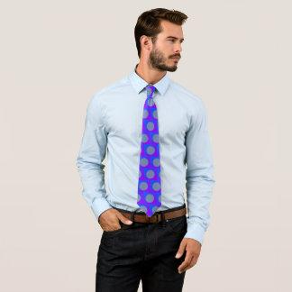 Corbata Gris azul elegante 4Ryan púrpura
