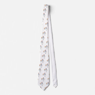 Corbata Jarra del jugador de béisbol lista para lanzar la