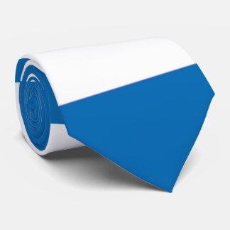Corbata La bandera nacional de Grecia