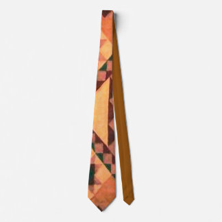 Corbata Lazo abstracto geométrico del jinete del Bronc
