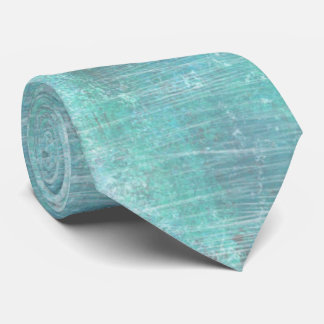 Corbata Lazo de /Turquoise /Green del trullo: único