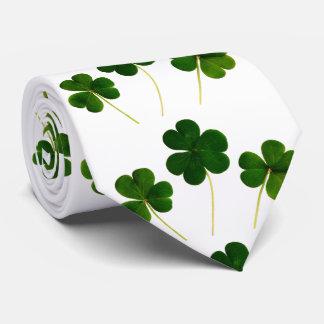 Corbata Lazo del día de St Patrick