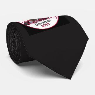 Corbata Lazo del gobernador de Chris KENNEDY