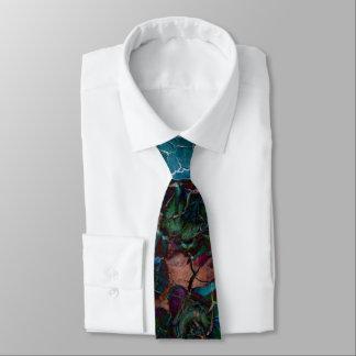 Corbata Lazo del sueño de la aguamarina
