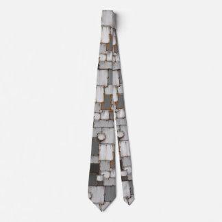 Corbata Lazo oxidado del hierro