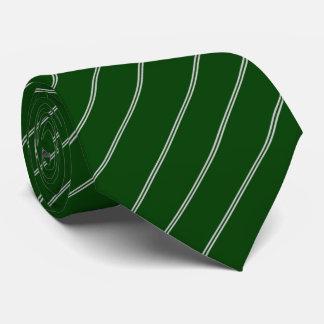 Corbata Lazo rayado aviones de combate verdes
