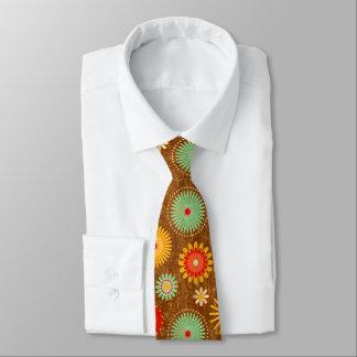 Corbata lazo retro del modelo del kitche de la flor del