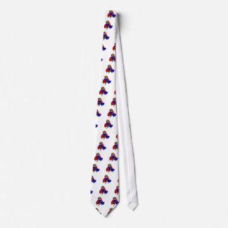 Corbata mamá estupenda triguena