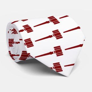 Corbata Mazo de los jueces
