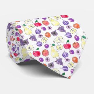 Corbata Modelo de la fruta