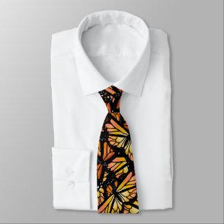 Corbata MODELO de MARIPOSA de MONARCA por Slipperywindow