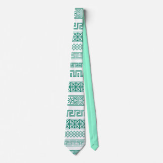 Corbata modelo griego