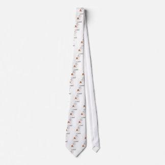 Corbata Mujer rubia que piensa en el tablero blanco