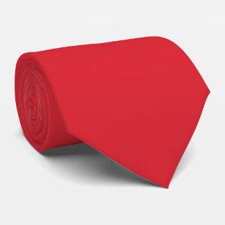 Corbata Navidad del OPUS 1111 rojo